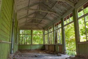 Abandoned 15 by ManicHysteriaStock