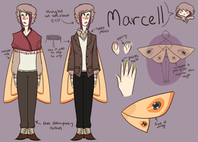 Marcell Full Ref by square-root