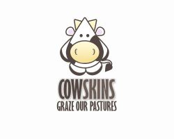 Cow Skins Logo and Mascot by Concept-X