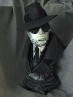 The Invisible Man by Blairsculpture
