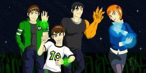 Prize: ITS HERO TIME by valkdaombras