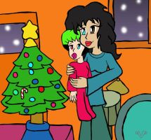 T.U.B: Getting ready for Christmas by VickyJ