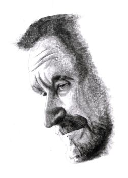 Robin Williams by pixelworlds