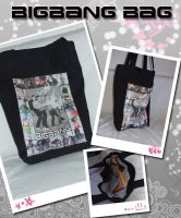 BigBang Bag by keytoinfinity