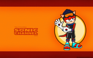 Sonic Channel: Red The Mink (request) by S0nicSp4ghetti