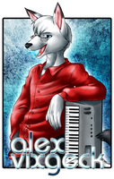 Alex badge by Siplick