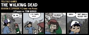 TWD S2E4 | Nick's Time on... (SPOILERS) by TheGouldenWay