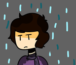 sherlock in the rain by beanieful