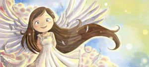 Angel From The Seven Skies by pipid