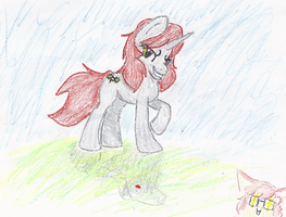 DIS PONY COLORD by disturbed66