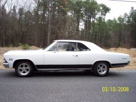 68 Chevy Chevelle SS stock7 by Stock-Tenchigirl15