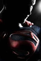 Man of Steel by GiovaBellofatto