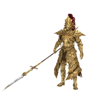 Ornstein the Dragonslayer  xps mmd fbx by Tokami-Fuko