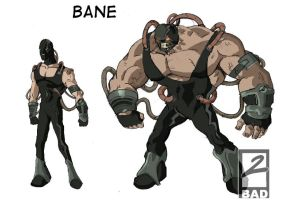 Bane Redesign by JazylH