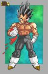 Prince Vegeta The Ultimate Life Form by ARTmageddon