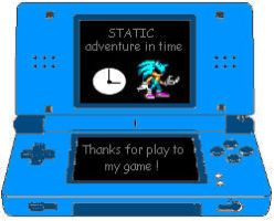 Static in ds by staticthehedgehog02