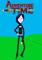 My girlfriend as an adventure time character by itzthedave