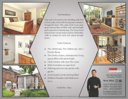 Real Estate Flyer Design-back by Illyricum-antiqua