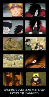 Naruto Fan Animation Preview by JazylH