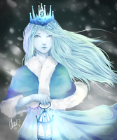 The Snow Queen by Chewsome