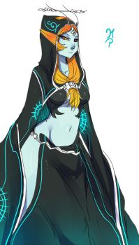 Midna 11 by ManiacPaint