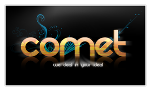 Comet Gift card by cr1t1cal