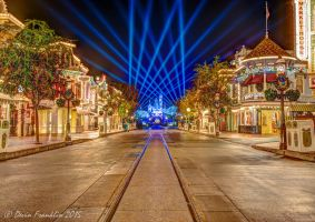 The Holidays at Disneyland by NY-Disney-fan1955