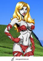 Savage Land Diva by Mythical-Mommy