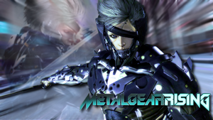 Metal Gear Rising Wallpaper by dpmm07