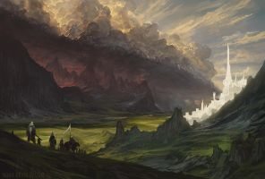 The Coming Darkness by noahbradley
