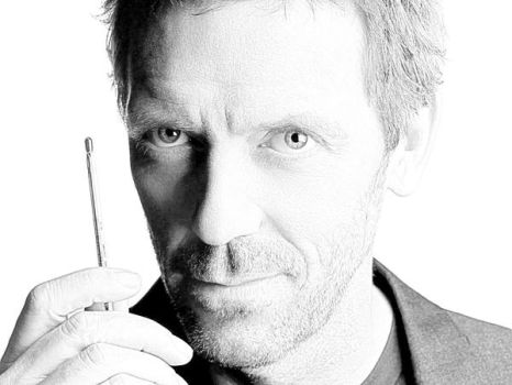Dr Gregory House by ArjunaTill