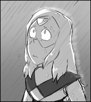 Rain by AccursedAsche