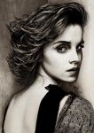 Emma Watson GQ2 by Williaaaaaam