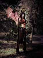 Succubus by NaamahVonhell