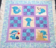 Wooper Quilt by GraycilynTalor
