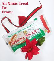 Santa Snax by sethness