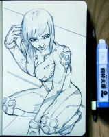 Maybe Motoko by Hideyoshi