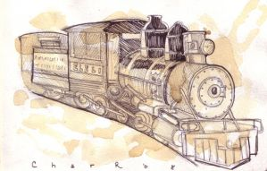 Train by CharReed