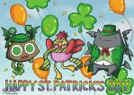 St. Patrick's Day 2013 by oversoul4