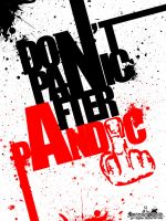 Don't Panic by ygt-design