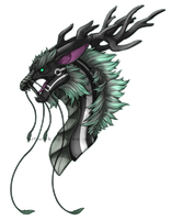 FlightRising: Sephiroth (Gift) by Borealae