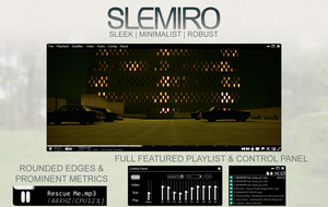 Slemiro for Potplayer by oclambo