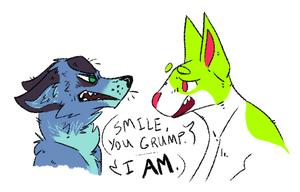 smiledog.jpg by Unsubs