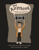 Say Anything by cutecutemonster