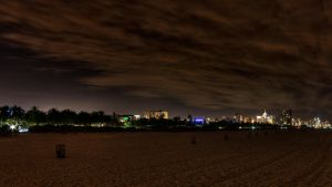 Miami Lights by RyoThorn