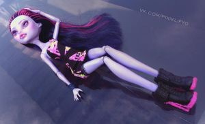 Jane Boolittle OOAK Monster high 1\4 by PixieLify