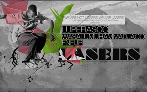 Lupe The Fiasco by WarehouseThoughts