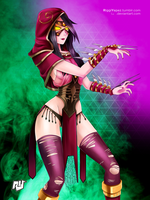 Sadira - Killer Instinct by RiggiYepez