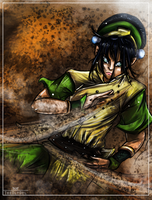 Earth by Ariequi