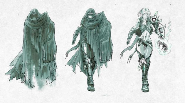 'The price of a soul' main character! by DrManhattan-VA